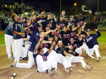 Barrie Baycats repeat as IBL champs