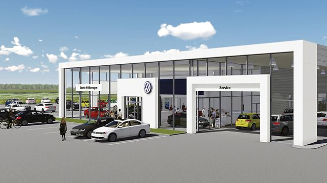 Lauria Hyundai Drives New Volkswagen Dealership Into Port