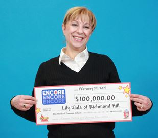 Richmond Hill Encore winner