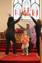 Liturgical dance service to celebrate Palm, Passion Sunday