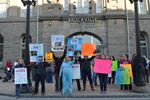 CUPE rallies in Brockville