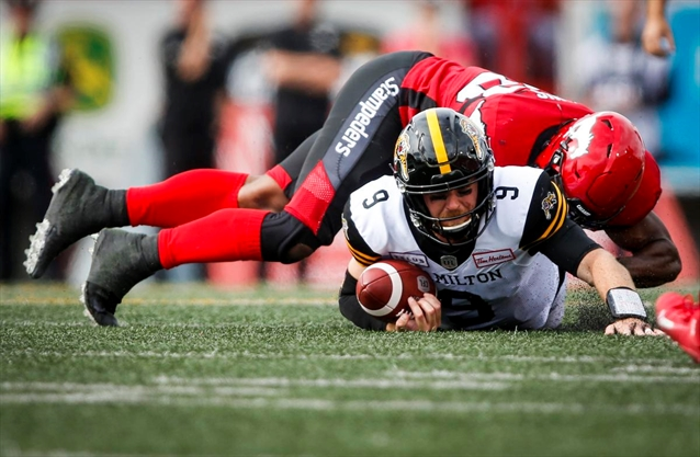 Steve Milton: Ticats have to clean up turnovers, field goals, heading into Edmonton