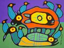 All Life by Norval Morrisseau