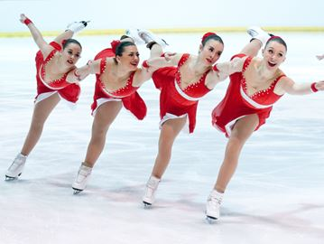 Nexxice juniors head to Croatia