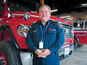Retiring chief Halliday feels blessed by 'Cinderella' career