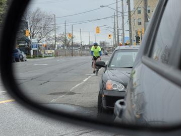 O'Connor Street bikeway