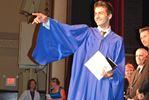 TR Leger graduation