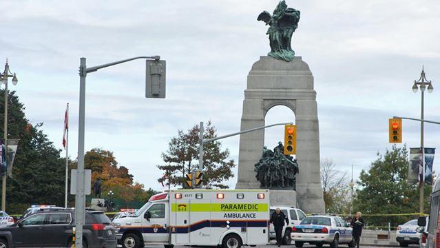 Shooting in Ottawa