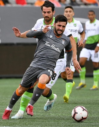 Forge back in first with 1-0 win over York9 FC