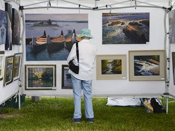 Oakville Art Society's Art in the Park celebrates 50 years this Civic Holiday