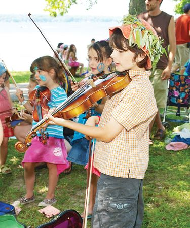 Pristine setting, superb talent make Orillia's Mariposa one-of-a-kind