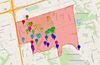 Ward 8 York West voting locations