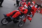 Santas invade Downtown Burlington