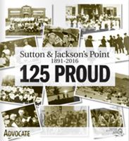 Sutton & Jackson's Point 125 Proud