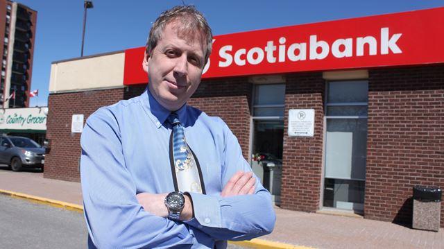 Bank closure 'devastating'