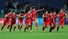 North Korea revels in double victories in women's World Cups-Image2