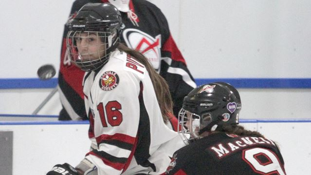 Last-minute goal keeps Oakville Hornets in hunt for PWHL title