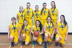 Warriors win bronze