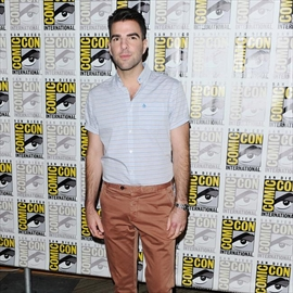 Zachary Quinto has 'talked about' marriage-Image1