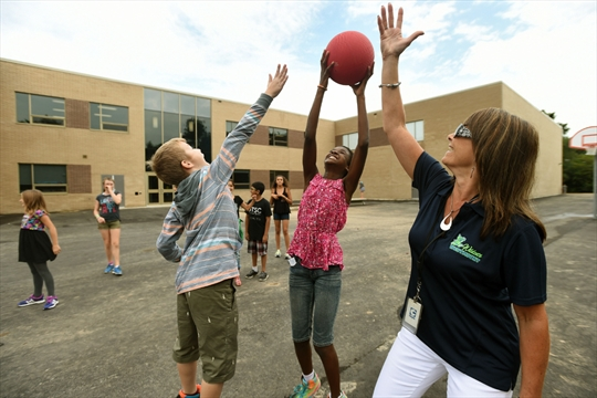 New Westmount School A Big Hit With Kids In Kitchener