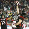 Redblacks edge Stampeders in tense Grey Cup in Toronto