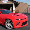 Showing off the 2016 Chev Camaro