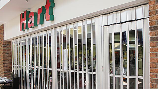 Hart store closes