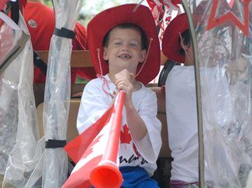 Innisfil celebrates Canada Day