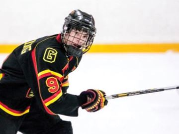 Ottawa 67's draft Guelph Gryphon forward with first pick