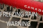 Freezing Rain Warning