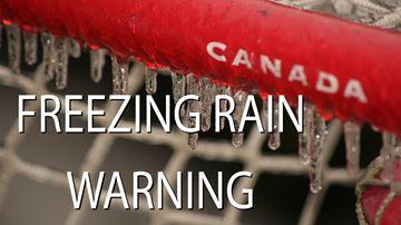 Freezing Rain Warning