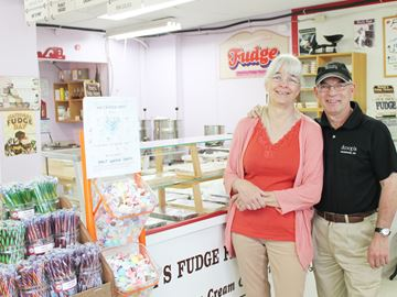 Penny's fudge reopens