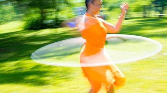 Hula Hoop Dance Revival