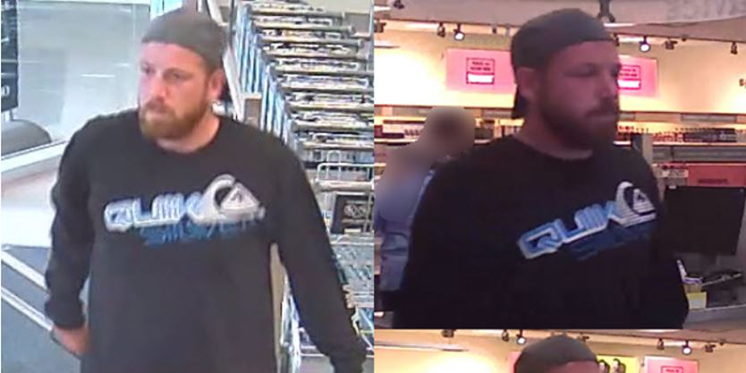 CAUGHT ON TAPE: Ben Affleck lookalike wanted after Milton LCBO theft