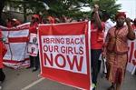 Nigerians await news on missing girls-Image1