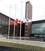 City of Vaughan flags half-mast