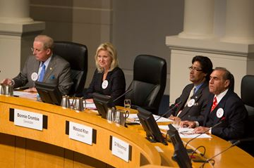 Mayoralty debate