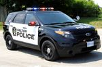 Teen charged with stunt driving