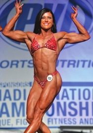 Local bodybuilder places second at national competition– Image 1