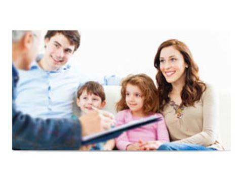 Foster Parenting - Magazine cover