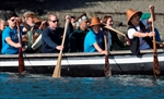 War canoe carries royals to Haida Gwaii-Image1