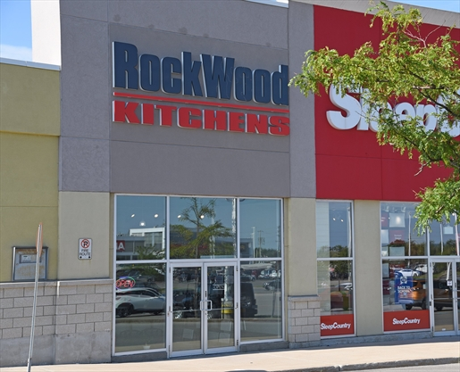 RockWood Kitchens Showroom opens new location in East Gwillimbury