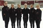 Six skaters head to Challenge in Quebec
