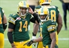 QB James Franklin impresses Edmonton Eskimos-Image1