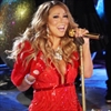 Mariah Carey loses shoe and cries on stage in New York-Image1
