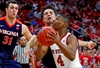 No. 18 Virginia snaps 4-game skid, beats NC State 70-55-Image1