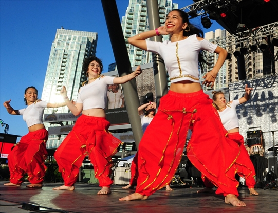 #BollywoodMonster Mashup returns to Mississauga