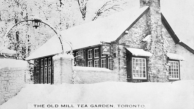 Old Mill Tea Garden