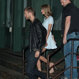Taylor Swift and Calvin Harris 'in love'-Image1