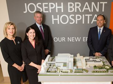 Construction slated to start in spring 2015 on Burlington's expanded Jo Brant Hospital